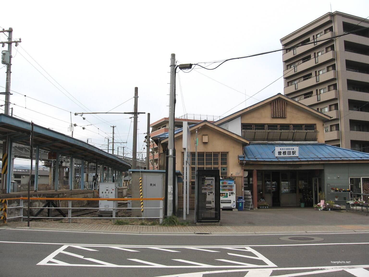 曽根田駅周辺の紹介 写真が満載(...