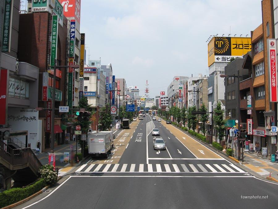 水戸市の繁華街や観光スポット 要約まとめ - townphoto.net