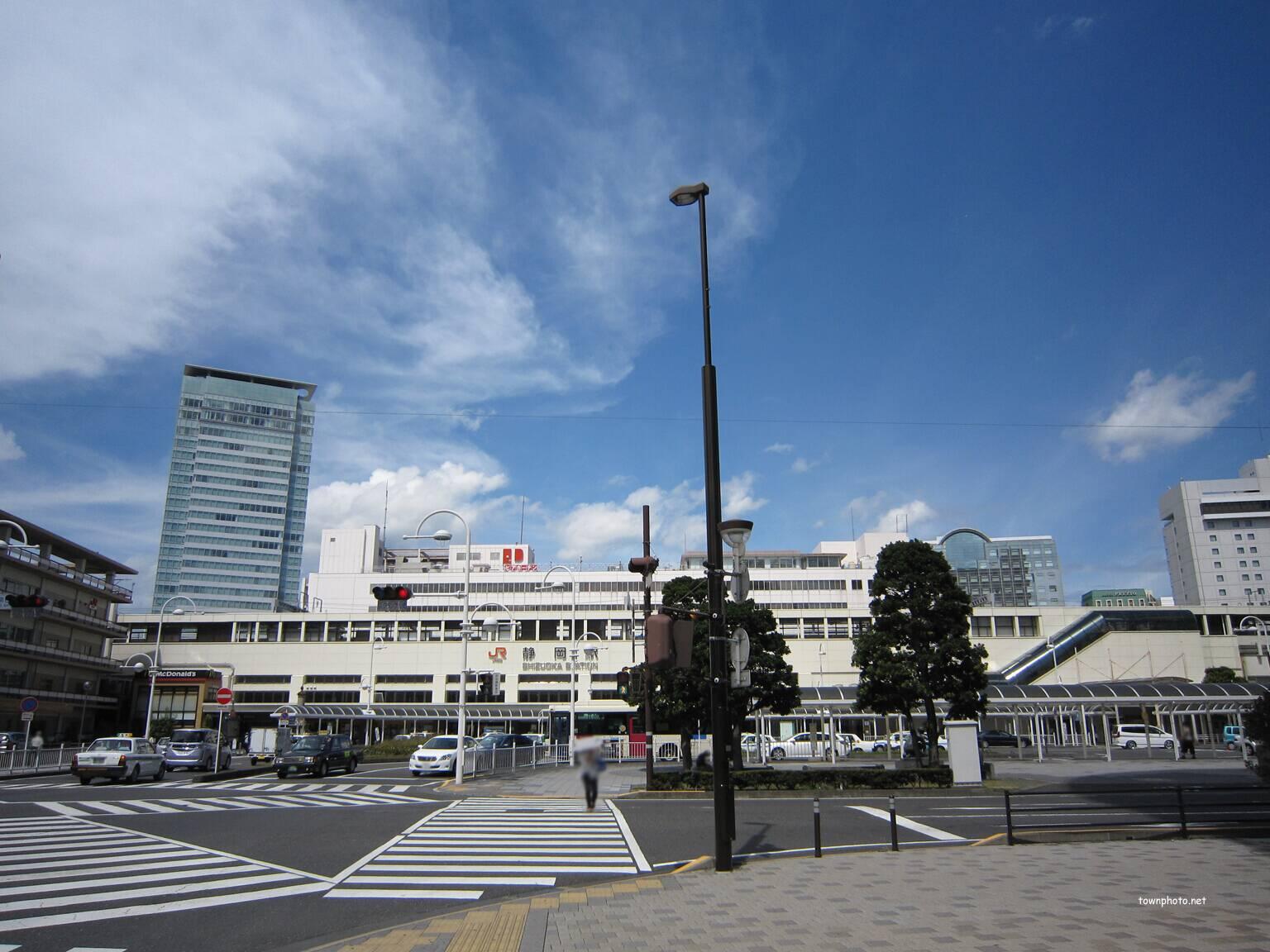 南口 静岡 駅