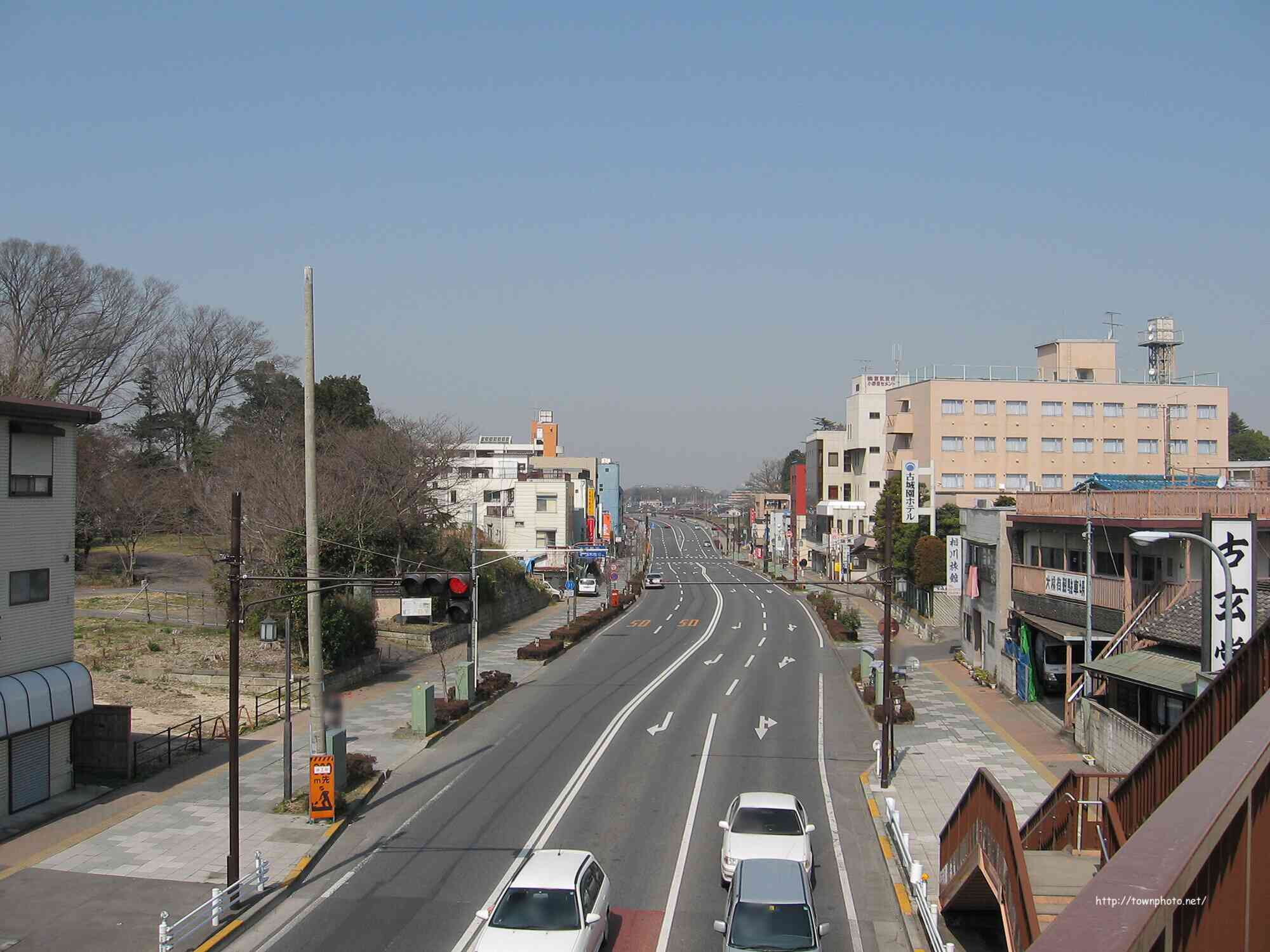 (写真47枚)小山市役所・評定通り・祇園城通り・観晃橋周辺