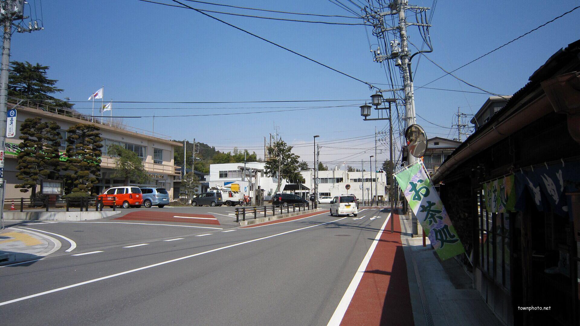 那須烏山市役所・山あげ会館付近 | 那須烏山の紹介 写真80枚