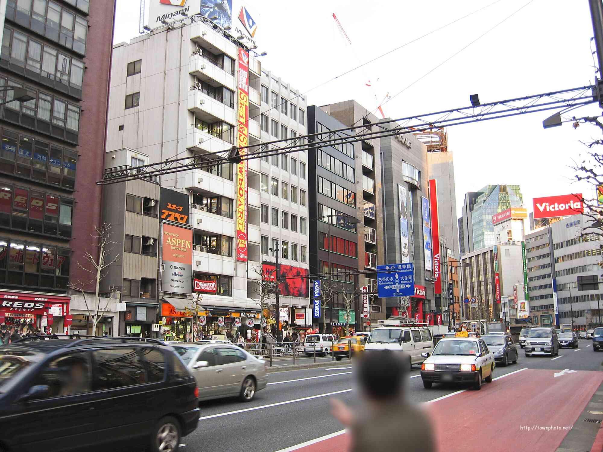 「神田小川町 街並み」の画像検索結果