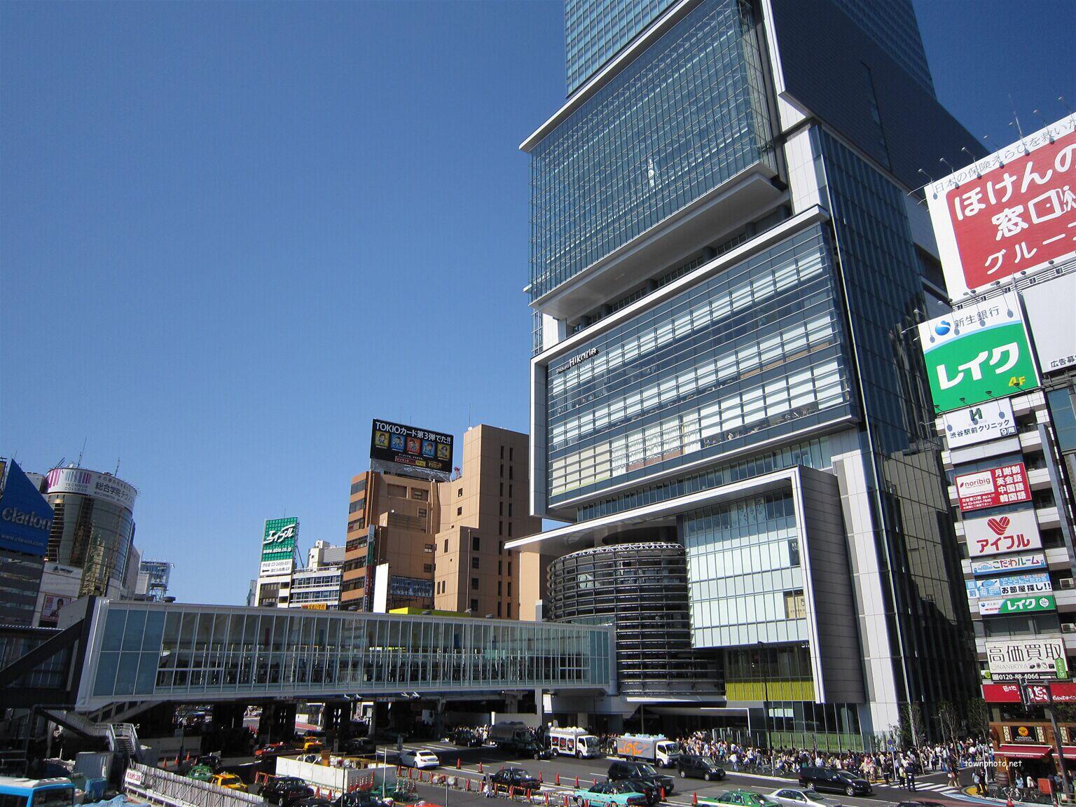 ヒカリエ 渋谷