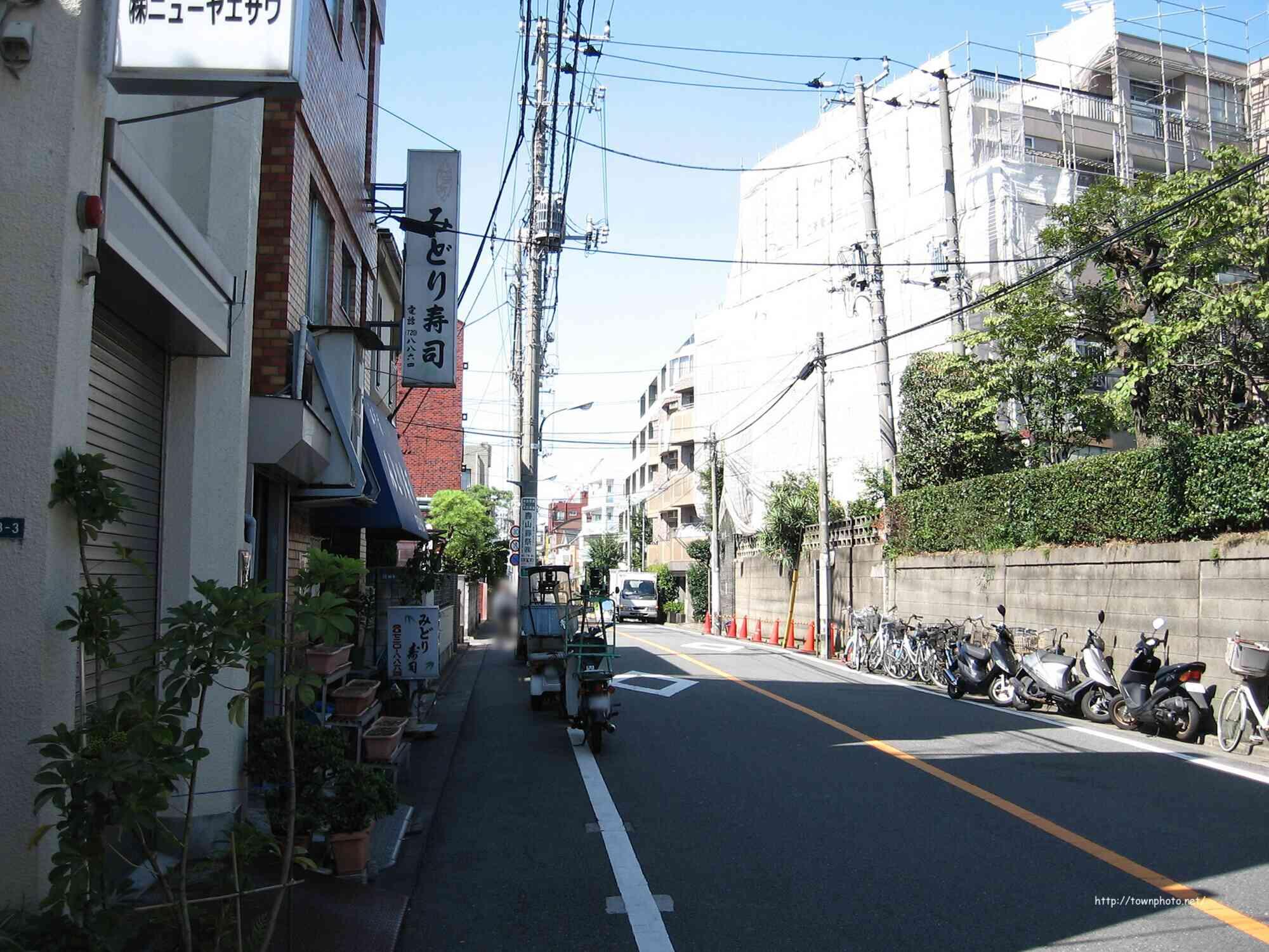 東京 都 大田 区 北 千束