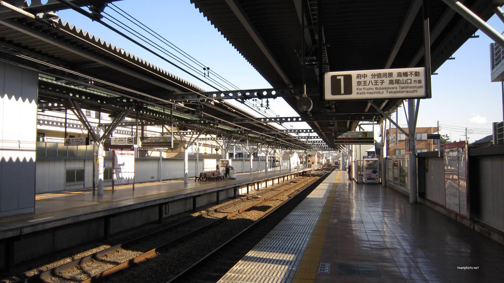 「飛田給駅」の画像検索結果